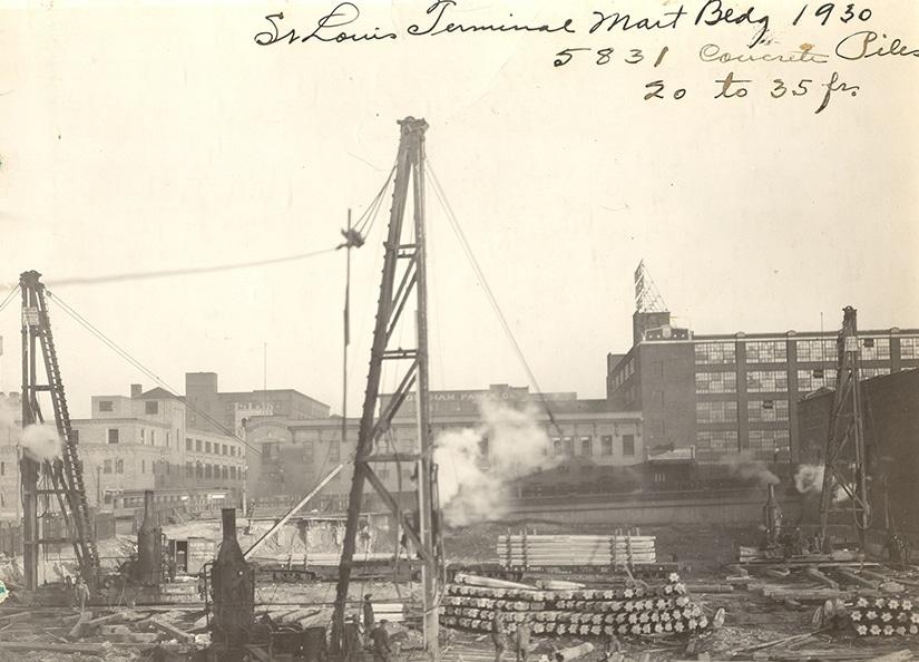aggregate piers, rigid inclusions, aggregate piers contractors