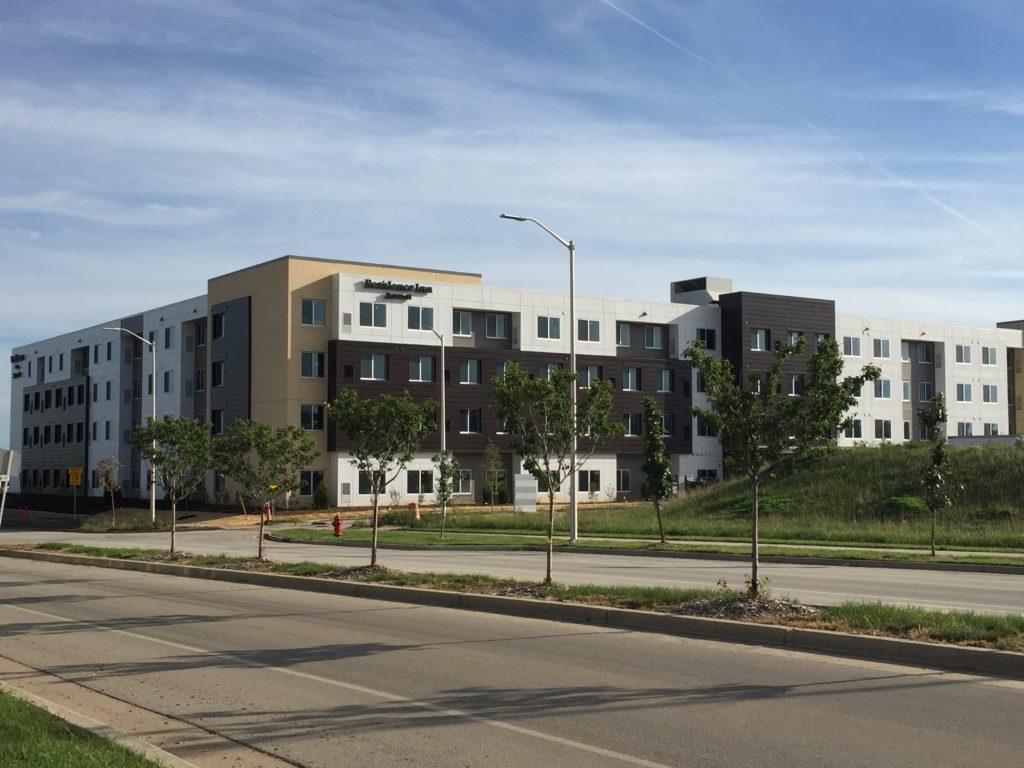 Residence Inn ground improvement